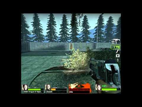 D&D Play Left 4 Dead 2 - Last Summer Campaign Part 1