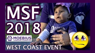 Moebius Syndrome Foundation West Coast Gathering 2018