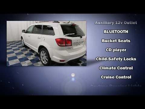2011 Dodge Journey SXT/BLUETOOTH/HTD SEATS/USB OUTLET