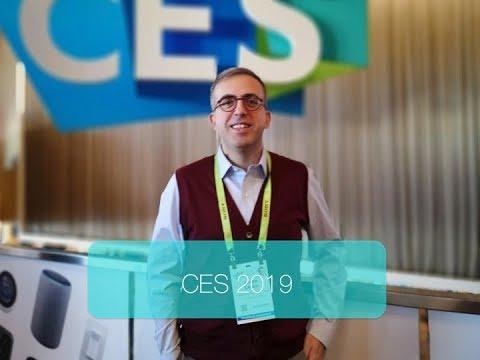 CES 2019'dan Notlar - Dijital CEO ile Teknoloji Sohbetleri #60