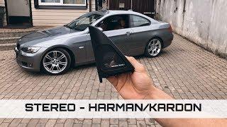 Улучшаем Аудиосистему На Bmw E92 (Не Техническое!) | Harman/Kardon Logic 7 | Bmweast Garage