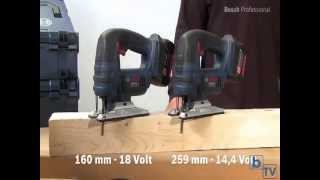 Bosch 18v Lithium Ion GST18VLI…
