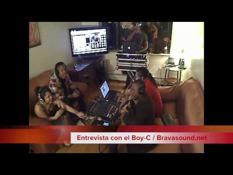 El Boy c  -  La Entrevista por Brava Sound Radio (www bravasound.net)