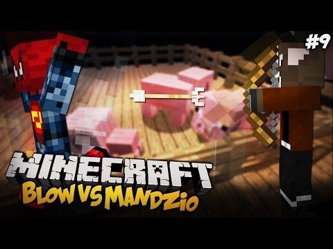 Blow VS Mandzio - TAJEMNICZA SKRZYNKA! - S03E09 (SkyIslands)