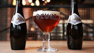 Sofa sessions: Orval vertical tasting of up to 3 years old! | The Craft Beer Channel