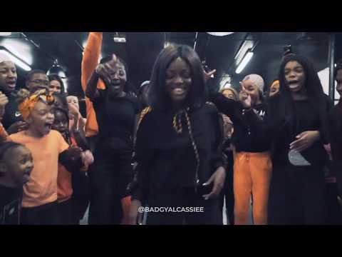 A-Star - Balaya (Official Dance Routine Video) By @badgyalcassie #BalayaChallenge