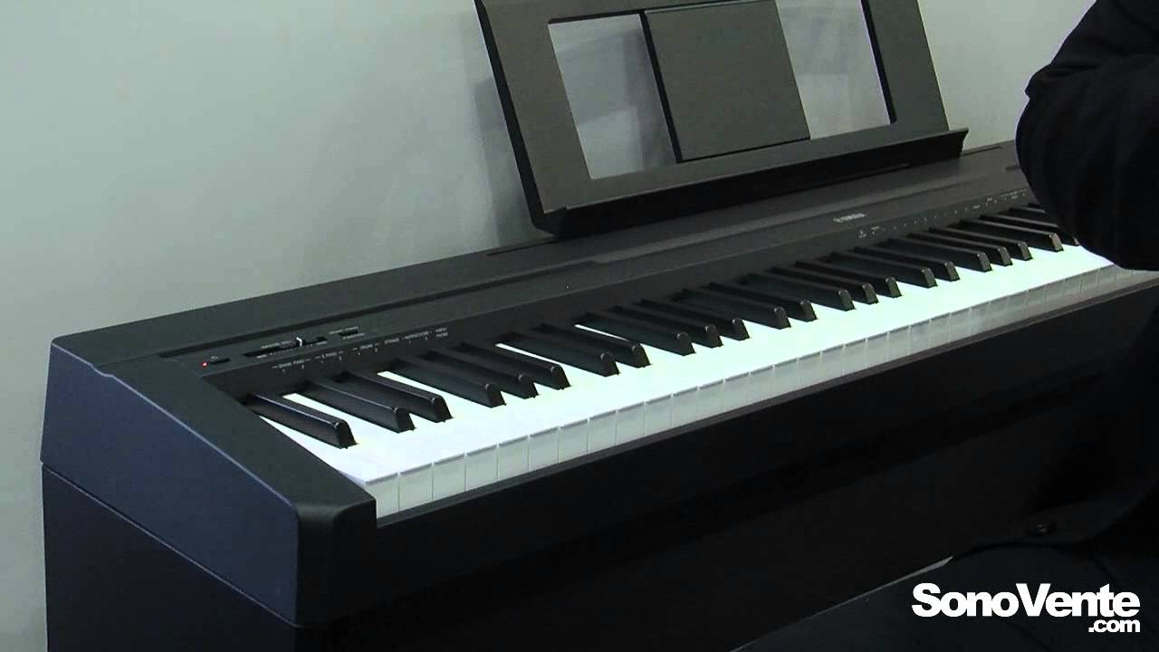 yamaha p 45 b musikmesse 2015 youtube. Black Bedroom Furniture Sets. Home Design Ideas