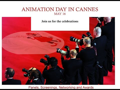 Radio Spot for Animation Day In Cannes 2018