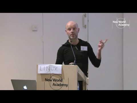New World Academy #3 - Heath Bunting