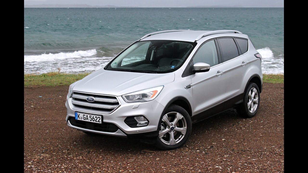 essai roadtrip ford kuga restyl e 2016 un lourd h ritage youtube. Black Bedroom Furniture Sets. Home Design Ideas