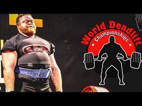 World Deadlift Championships 2017 - FULL & UNCUT!