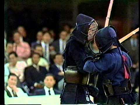 第35回(1987)全日本剣道選手権【決勝】東(愛知) Vs 西川(東京)