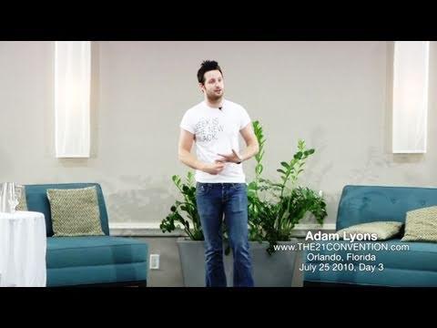 Adam Lyons | The World's #1 Dating Coach | Full Length HD