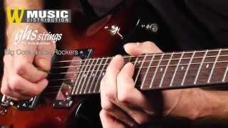 GHS - Big Core Nickel Rockers