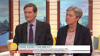 Dominic Grieve MP Comments on Politician Death Threats | Good Morning Britain