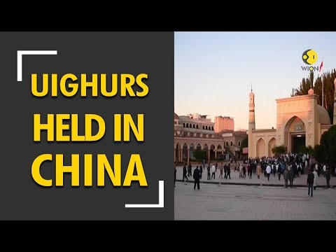 One million Muslim Uighurs held in secret China camps