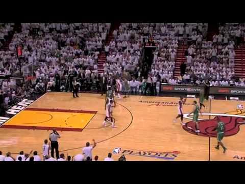 NBA Playoffs 2011: Boston Celtics Vs Miami Heat Game 1 Highlights