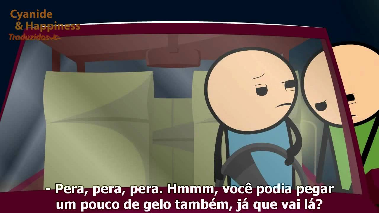 Beer Run Cyanide And Happiness