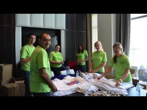 Jones Day Dubai Day of Service 2012