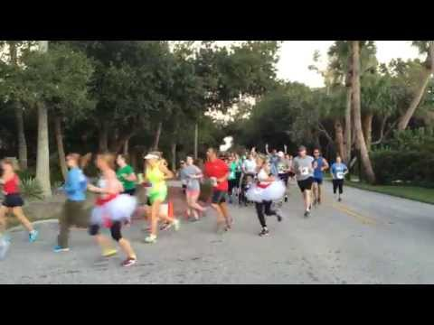 JLMC 6th Annual Rudolph's Reindeer Dash 5K (2014)