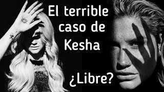 El impactante caso de Kesha bajo control mental MK ULTRA ¿Podrá liberarse? Caso poco contado.
