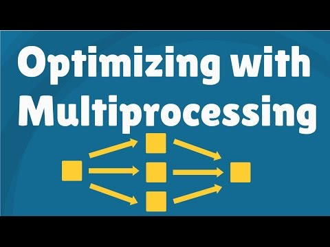 Optimizing Search Engine Queries with Multiprocessing