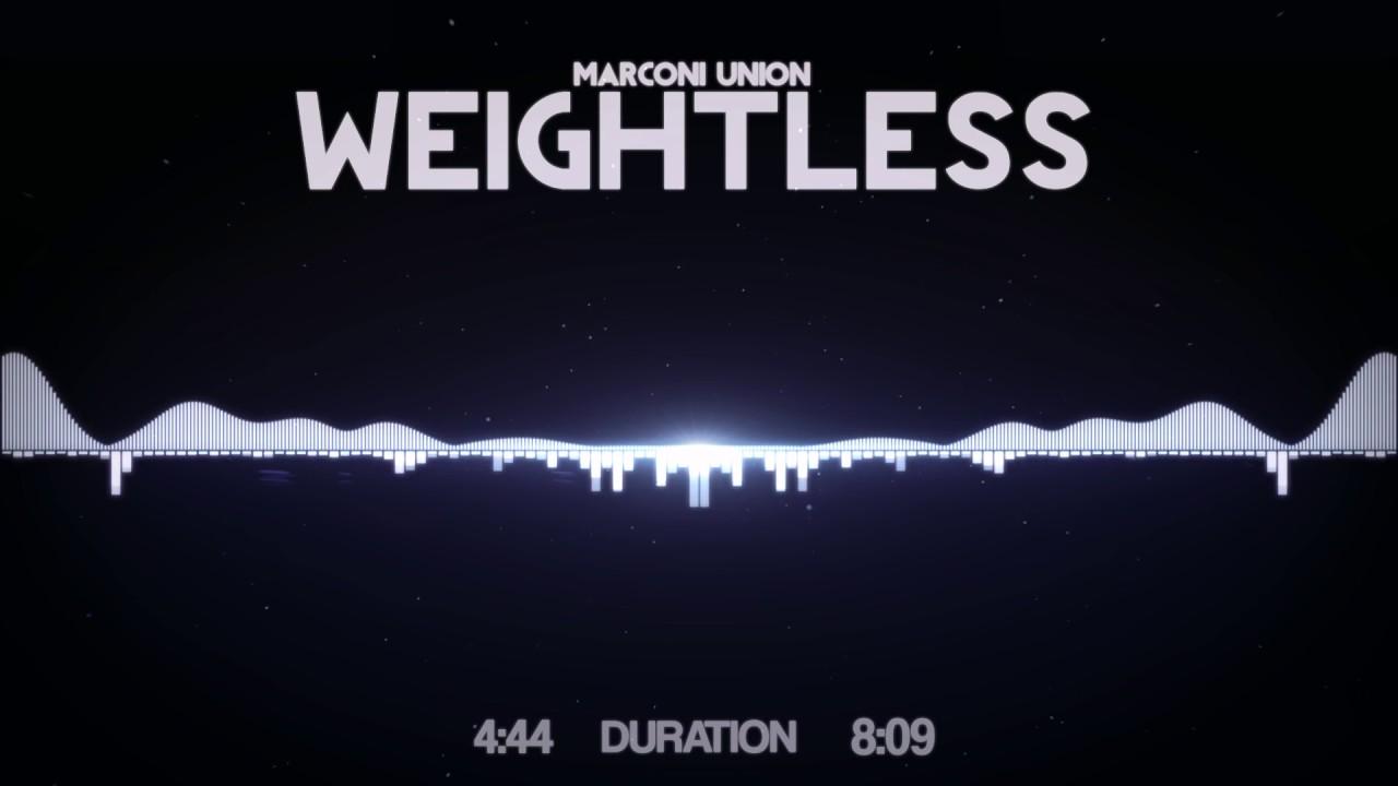 Weightless relaxing song