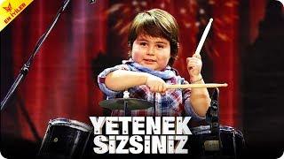 Minik Baterist  Baha 😍 | Yetenek Sizsiniz Türkiye