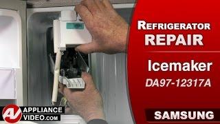 Samsung  Refrigerator – No ice…