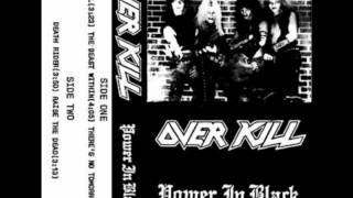 Overkill - The Beast Within (Lyrics)