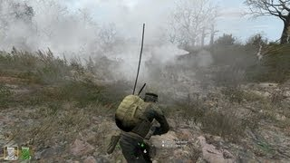 "Gambler 2 - ""The Ditch"" - ArmA 2 Combined Operations Co-op Gameplay"