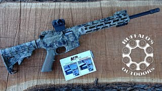 Smith & Wesson M&P 15-22 Safety Alert