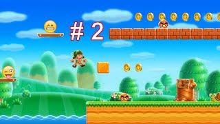 Мультик игра Chaves Level 4-7 Чевс&Марио * Super Mario*Мультик игра для детей Eva Kids TV