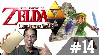 A Link Between Worlds #14 - DARK PALACE - The Legend of Zelda HD