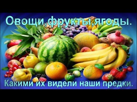 Игры овощи и фрукты -