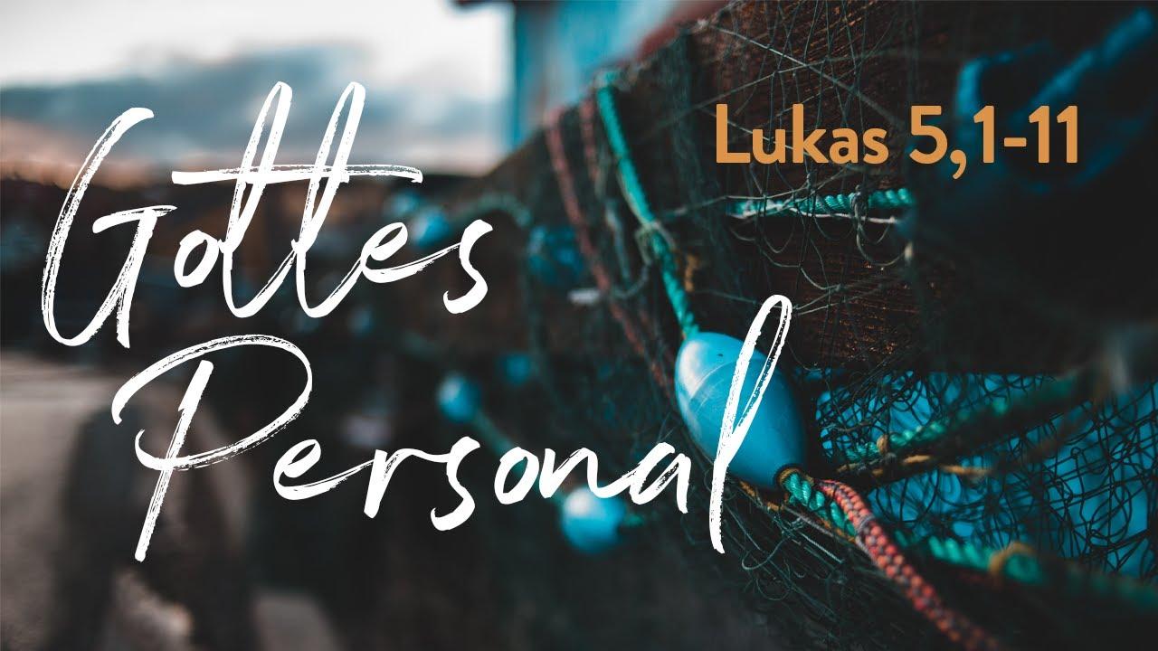 Lukas 5 1 11