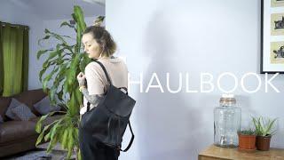 Haulbook || KateLouiseBlog