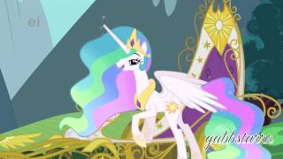 A thousand years discord and Celestia tribute