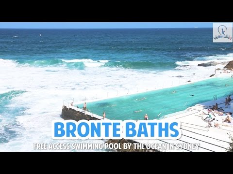 Free Access Swimming Pool By The Ocean In Sydney!