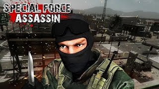 Special Forces Ninja Assassin - Gameplay Android
