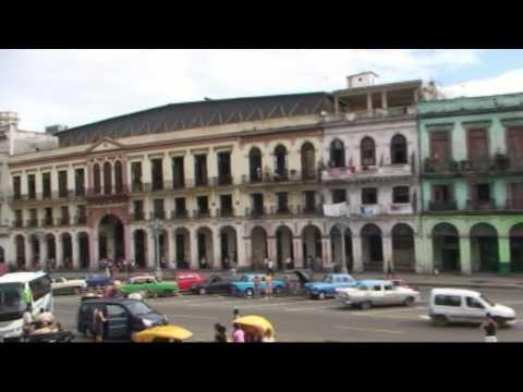 Capitolio Building - Havana, Cuba