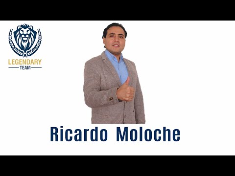 Ricardo Moloche - Emprendedor Peruano