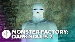 Monster Factory: Randomly Generating Horrifying Faces in Dark Souls 2