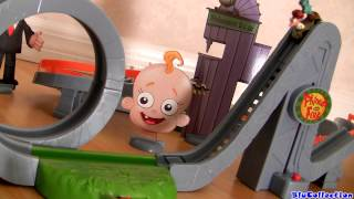 Phineas And Ferb Track Ultimate Roller Coaster playset