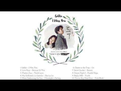 🌵 Best Korean Drama Ost - Relaxing/ Acoustic/ Sad VOL. 4 🌵 (2017 Update)
