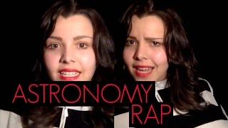 Astronomy Rap - Haley Blinn