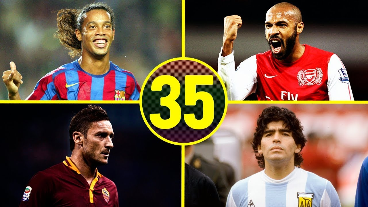 Top 35 Solo Goals In Football History
