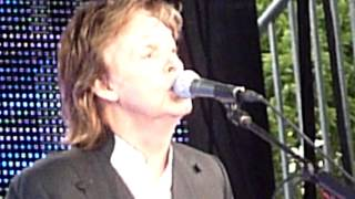 Paul McCartney Magical Mystery Tour Live Lollapalooza July 31 2015