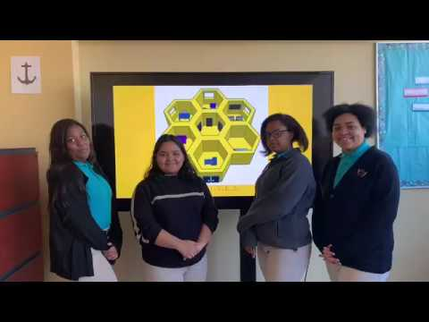 The H.I.V.E.S by Chattanooga Girls Leadership Academy