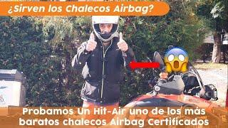 Me explotan un Airbag 😱😱, impresiones luego de 2 semanas de Uso 🧐! Esto podría salvar tu vida 🙏!